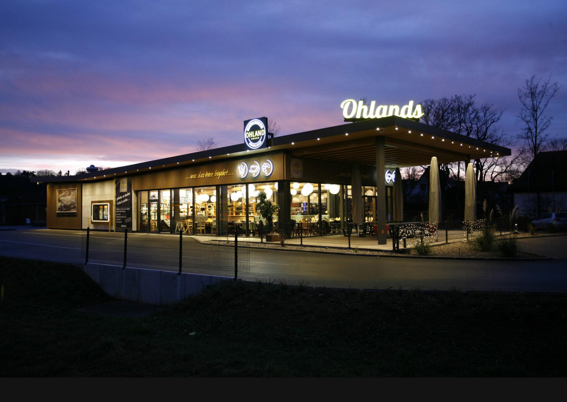 Bäckerei Ohland